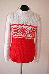 Svetre/Pulóvre - Dámsky pulover - 7419031_
