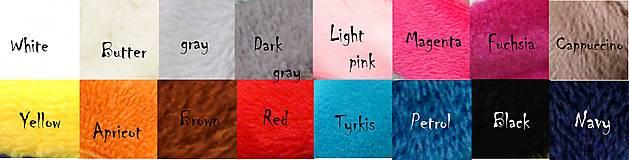 Detské súpravy - zimná súprava s menom a odopínacím brmbolcom Pink&fuchsia ...alebo farbu si vyber! - 7420444_