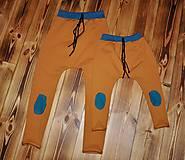 Detské oblečenie - pudlove teplaky - 7419559_