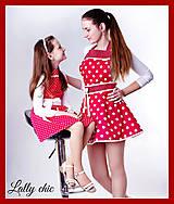 Detské oblečenie - detská zásterka mini Lol - 7423498_