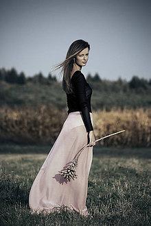 Šaty - SPOLEČENSKÉ / LETNÍ ŠATY ve stylu BOHO XXV - 7427470_