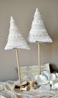 Dekorácie - Vianočná romantika z lesa - 7426003_