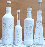 Nádoby - Fľaše Botanika - 7429036_