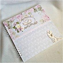 Papiernictvo - Svadobný album - 7423355_