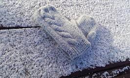 Iné oblečenie - Dámske rukavice - 7423722_