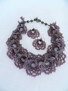 Sady šperkov - Sada šperkov Violeta - 7425784_