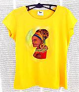 Tričká - Afričanka - 7427633_