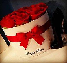 Dekorácie - Flower box Veronika - 7422960_