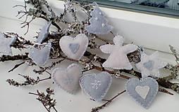 Dekorácie - vianočné ozdoby - 7425129_