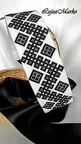 Opasky - Chanel na ľudovo - 7426680_