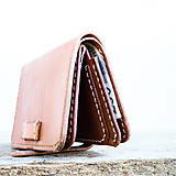 Peňaženky - Celokožená peňaženka