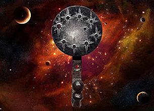 Nábytok - Vesmírny vešiak - 7434881_