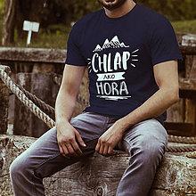 Oblečenie - Chlap ako hora - 7430656_