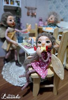 Dekorácie - ♥ Vília maminka s deťmi ♥ - 7431107_