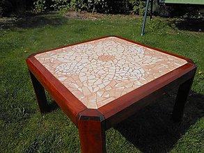 Nábytok - stôl - 7433348_