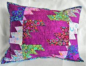 Úžitkový textil - Vankúš - majestátne hory - 7433976_
