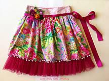 Sukne - Floral Delight - 7430123_