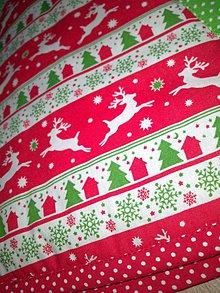 Úžitkový textil - Obrus,podložka,sukňa pod Vianočný stromček* - 7431170_