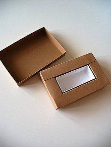 Krabičky - krabička na Usb - autorský model - 7430590_