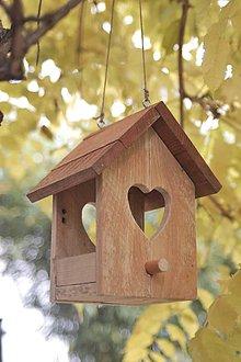 Pre zvieratká - Krmítko pre vtáčiky - 7431677_