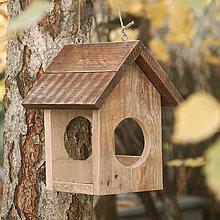 Pre zvieratká - Krmítko pre vtáčiky - 7431703_