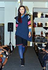 Sukne - DARMELA- rozšířená černá sukně ke kolenům - 7429816_