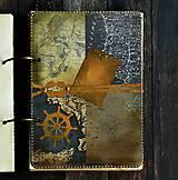 Papiernictvo - ALASKA-traveler diary-cestovateľský denník,diár cestovateľa,cestovateľský zápisník - 7433039_