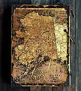 Papiernictvo - ALASKA-traveler diary-cestovateľský denník,diár cestovateľa,cestovateľský zápisník - 7433040_