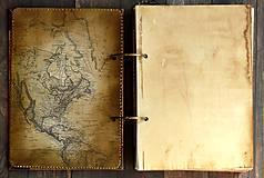 Papiernictvo - ALASKA-traveler diary-cestovateľský denník,diár cestovateľa,cestovateľský zápisník - 7433041_