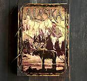 Papiernictvo - ALASKA-traveler diary-cestovateľský denník,diár cestovateľa,cestovateľský zápisník - 7433044_