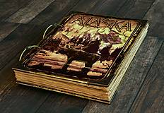 Papiernictvo - ALASKA-traveler diary-cestovateľský denník,diár cestovateľa,cestovateľský zápisník - 7433487_