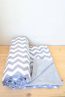 Úžitkový textil - _BUVI... MiNKy & CiK-CaK... deka... 100x130 cm - 7436052_