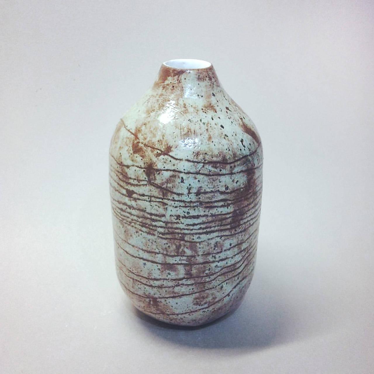 Keramická váza Kamenná 2
