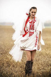 Šaty - Slovenské devy 2 - 7439601_