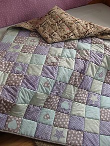 Úžitkový textil - parížska :-) - 7438030_