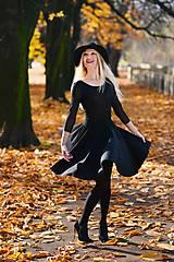 Sukne - Kruhová tylová sukňa s krajkou rôzne farby - 7436075_