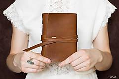 - Kožený zápisník Samuel - 7436143_