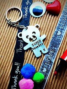Kľúčenky - SUPER KAMOŠKA a jej macinko :) - 7444913_