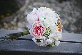 Kytice pre nevestu - kytica pre nevestu by michelle flowers - 7441497_