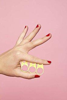Prstene - STPP - sada troch pidi prsteňov - 7442512_