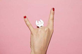 Prstene - KSP - kvetinová sada prsteňov - 7442584_