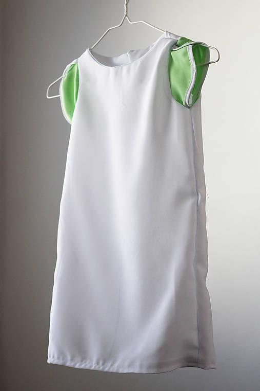 Hráškové šaty    zľava   Misew - SAShE.sk - Handmade Detské oblečenie 2a2832eb39f