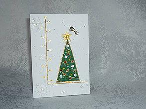 Papiernictvo - Pohľadnica.....vianočná... - 7441491_