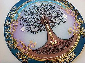 Dekorácie - Mandala Strom života - 7443034_