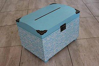 Nábytok - masívna krabica robená na želanie - 7443937_