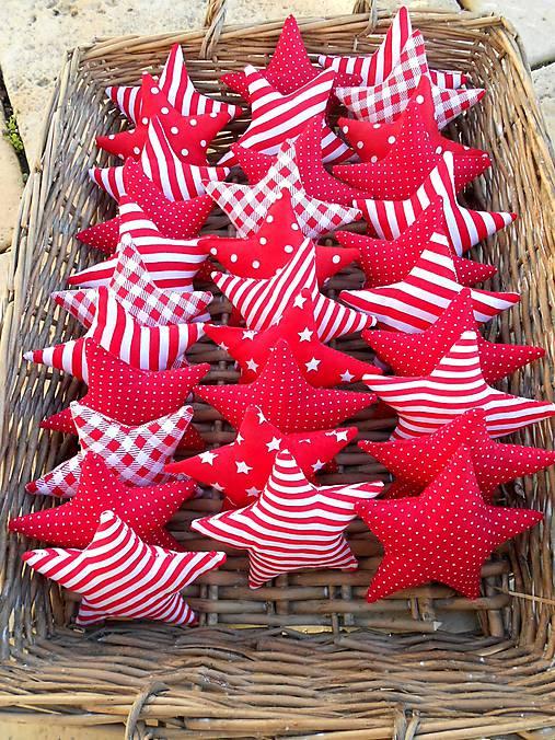 Hviezdička, ... vianočná ozdoba na stromček