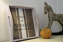 Nádoby - Podnos Provence - 7444626_