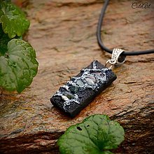 Náhrdelníky - Rovnováha - prívesok pre muža (talizman, amulet) - 7449606_
