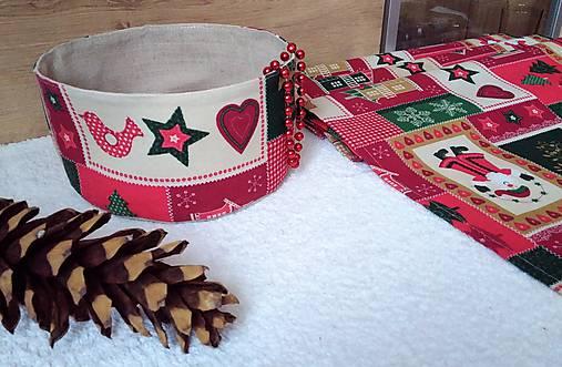 Vianočné košíčky