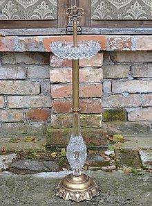Nábytok - Popolník Golden Royal - 7455117_